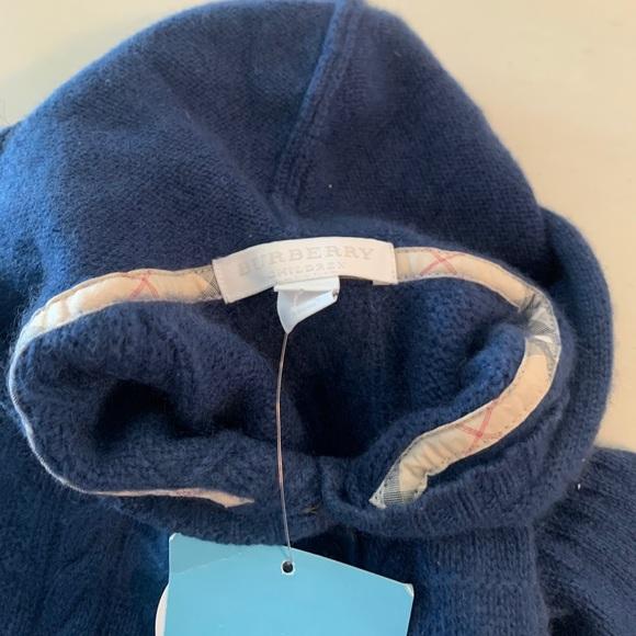 Burberry onesie